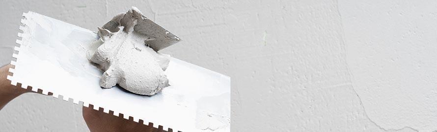 buitenmuur stucen pleisterwerk