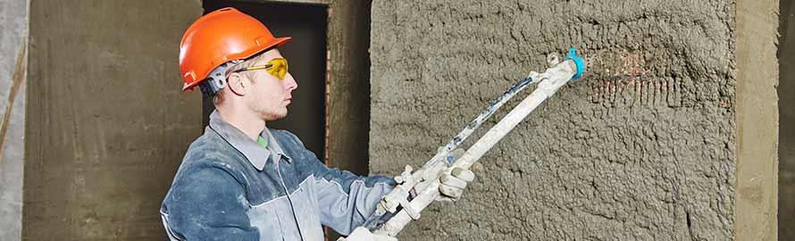 muren stucen raapwerk